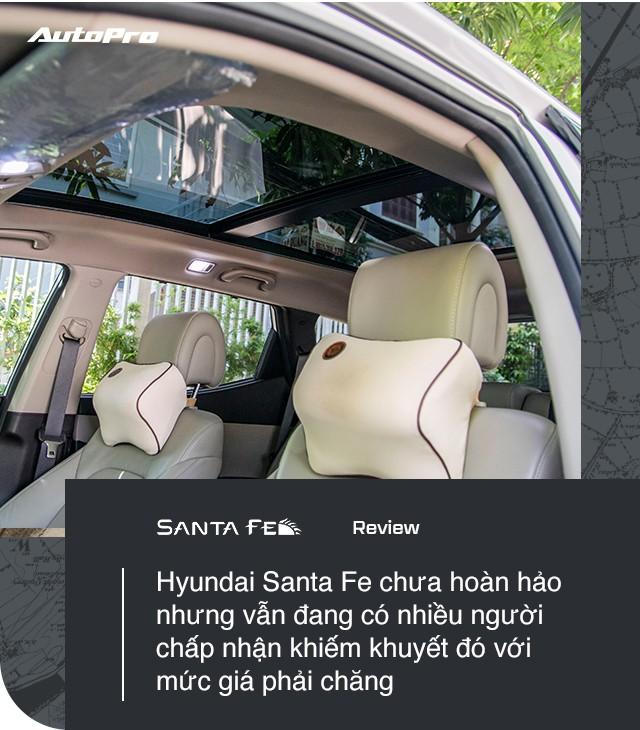 """Dùng tới 2 chiếc Hyundai Santa Fe, người dùng đánh giá: """"Nuôi xe rẻ bèo"""" - Ảnh 14."""