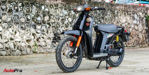 Thợ Việt hồi sinh Honda SH đời đầu 1984 từ đống phế liệu thành hàng hiếm trên phố - Ảnh 2.