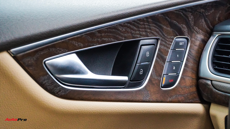 Audi A7 Sportback 7 năm tuổi bán lại 1,5 tỷ đồng tại Hà Nội - Ảnh 9.