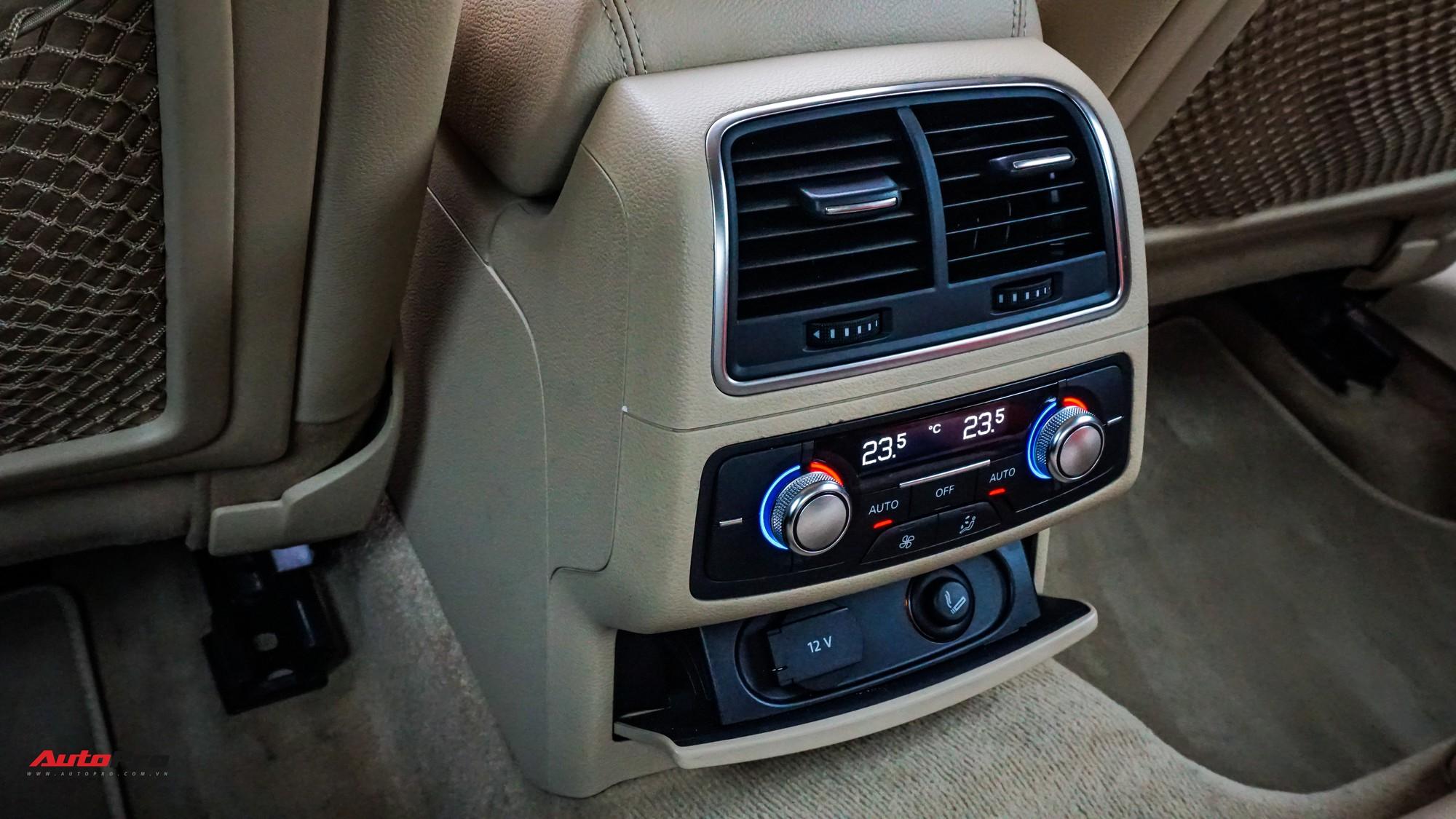 Audi A7 Sportback 7 năm tuổi bán lại 1,5 tỷ đồng tại Hà Nội - Ảnh 15.