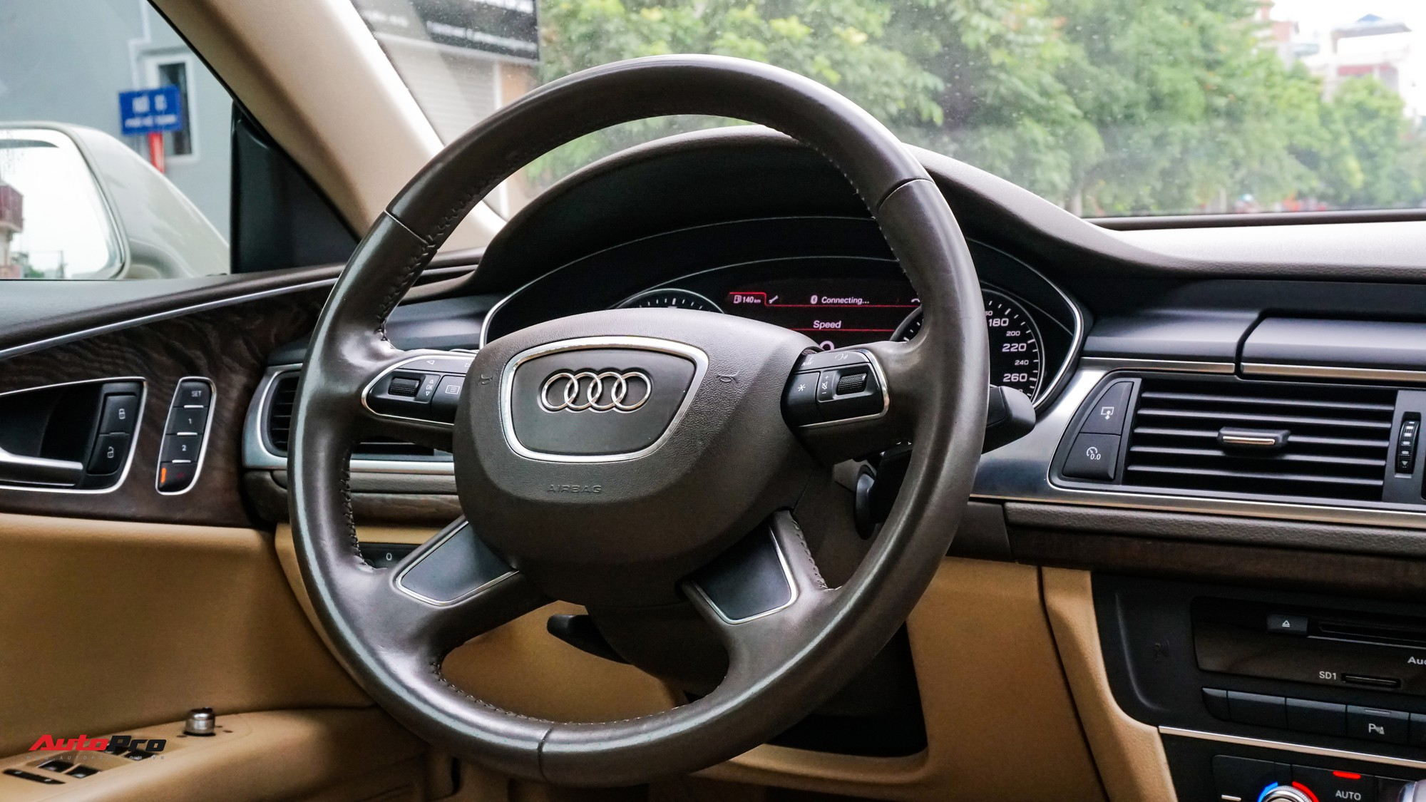 Audi A7 Sportback 7 năm tuổi bán lại 1,5 tỷ đồng tại Hà Nội - Ảnh 7.