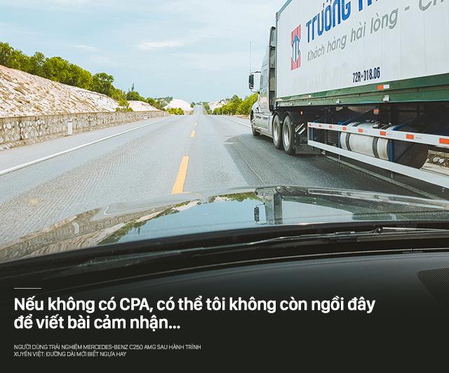 Người dùng trải nghiệm Mercedes-Benz C250 AMG sau hành trình xuyên Việt: Đường dài mới biết ngựa hay - Ảnh 17.
