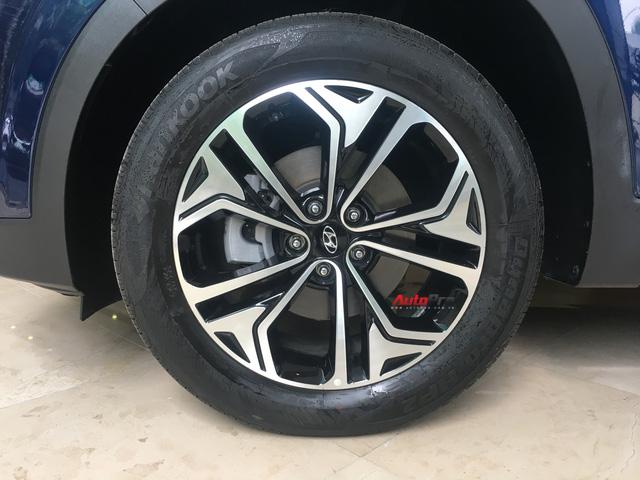 Chùm ảnh độc quyền Hyundai Santa Fe 2019 tại Hà Nội trước ngày ra mắt - Ảnh 7.