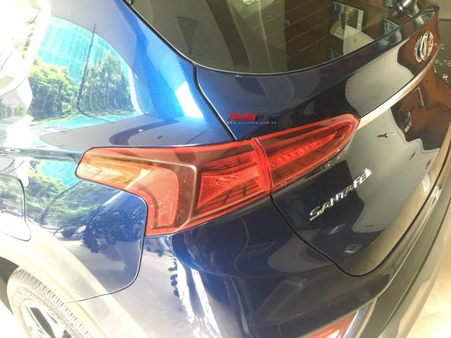 Chùm ảnh độc quyền Hyundai Santa Fe 2019 tại Hà Nội trước ngày ra mắt - Ảnh 6.