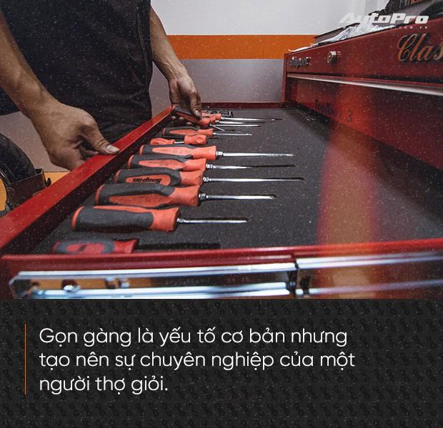 Quốc Cường: Từ chàng rửa xe tới bậc thầy kỹ thuật Harley-Davidson duy nhất Việt Nam - Ảnh 7.