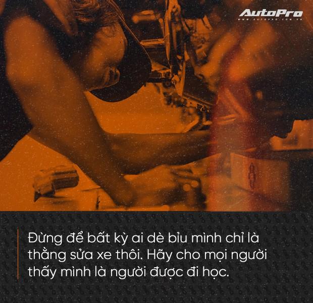 Quốc Cường: Từ chàng rửa xe tới bậc thầy kỹ thuật Harley-Davidson duy nhất Việt Nam - Ảnh 11.