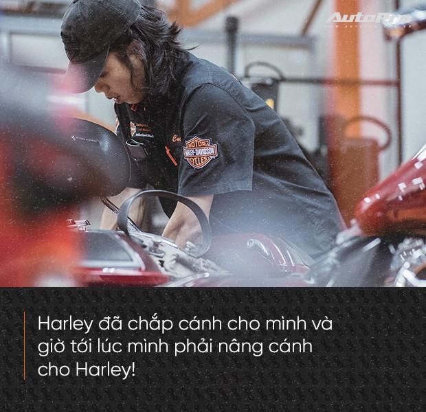 Quốc Cường: Từ chàng rửa xe tới bậc thầy kỹ thuật Harley-Davidson duy nhất Việt Nam - Ảnh 12.