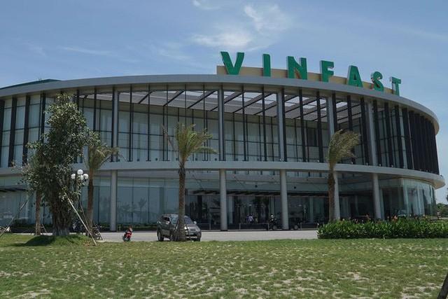 Báo Đức công bố loạt ảnh độc bên trong nhà máy VinFast - Ảnh 3.