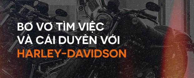 Quốc Cường: Từ chàng rửa xe tới bậc thầy kỹ thuật Harley-Davidson duy nhất Việt Nam - Ảnh 1.