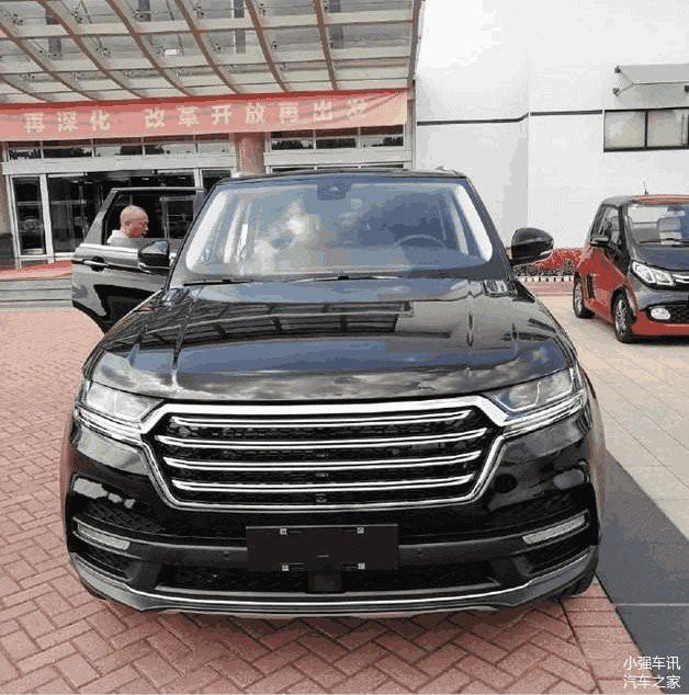Zotye T900: Bản sao Range Rover Sport có giá chỉ ngang Hyundai Tucson - Ảnh 3.