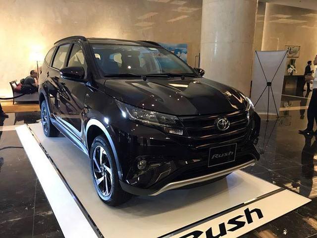 Toyota Wigo, Rush, Avanza đồng loạt chốt lịch ra mắt Việt Nam - Ảnh 3.