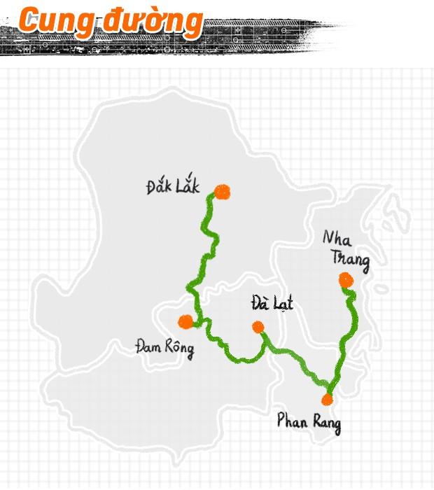 Bí quyết đi đường dài chỉ tốn 3,6L/100km với xe con và 6,1L/100km với xe 7 chỗ tại Việt Nam - Ảnh 1.