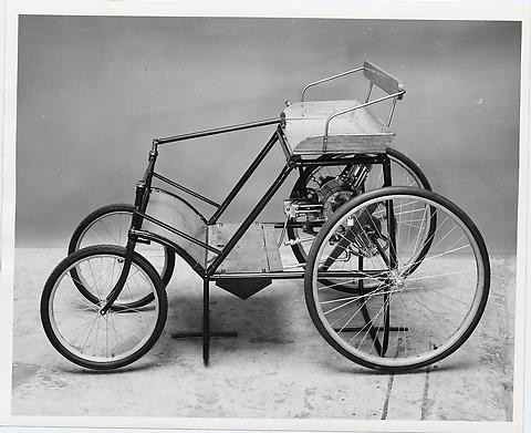 Những chiếc ô tô đầu tiên trên thế giới - Ảnh 7.