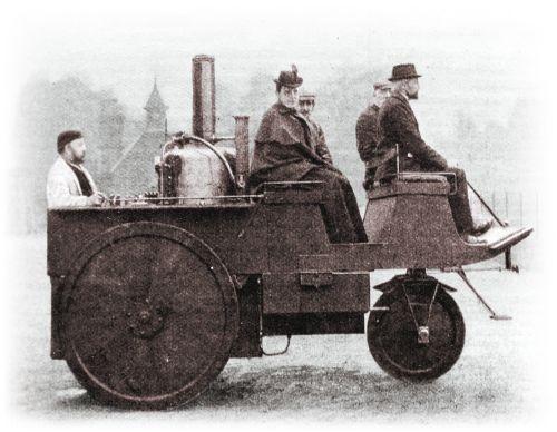 Những chiếc ô tô đầu tiên trên thế giới - Ảnh 2.