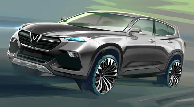 Hợp tác với BMW, VINFAST sẽ ra mắt ô tô đầu tiên vào cuối năm nay - Ảnh 1.