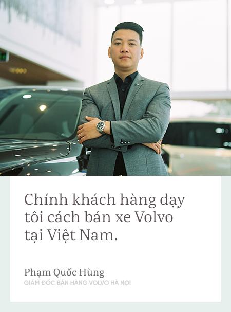 """Từ Vô Lờ Vô tới Volvo: Câu chuyện """"khởi nghiệp"""" của 8X cùng thương hiệu xe Thụy Điển tại Hà Nội - Ảnh 9."""