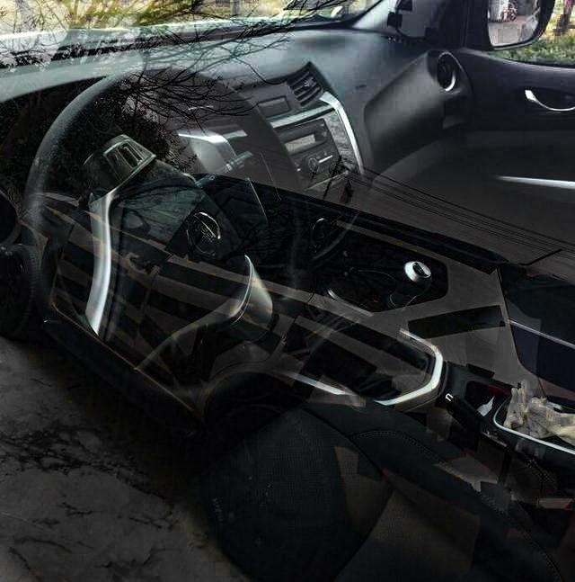 Lộ ảnh nội thất đầu tiên của Nissan Terra - Đối thủ mới của Toyota Fortuner - Ảnh 3.
