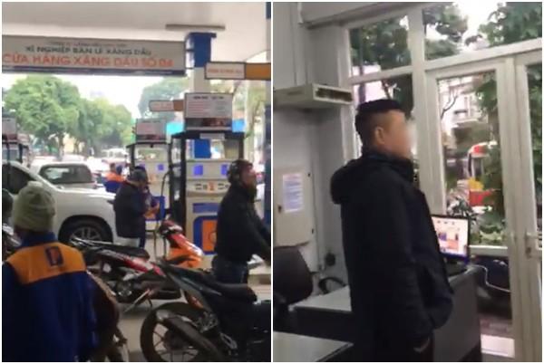Hà Nội: Mang ô tô dung tích bình 70l đi đổ xăng, người đàn ông giật mình khi đổ 80l mới đầy, chủ cây xăng lên tiếng - Ảnh 2.