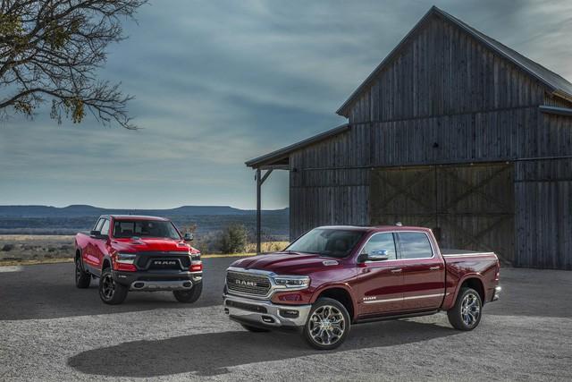 Ram 1500 lọt top 3 bán tải Bắc Mỹ, đứng dưới Ford F-Series và Chevrolet Silverado - Ảnh 4.
