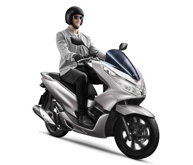 Honda PCX 2018 chốt giá từ 56,5 triệu đồng tại Việt Nam - Ảnh 1.