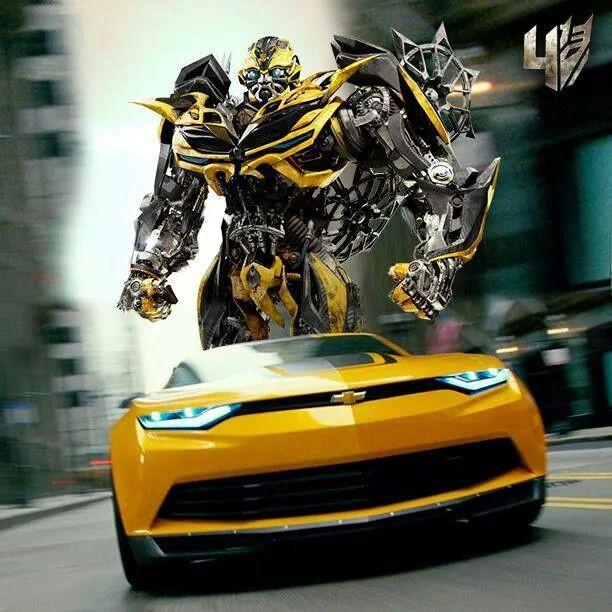 Đại gia tranh nhau mua 4 chiếc Chevrolet Camaro đã biến hình trong Transformers - Ảnh 5.