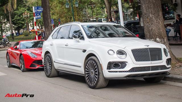 Bentley Bentayga bán lại chỉ hơn 8 tỷ đồng dù kỳ công độ Mansory, body carbon fiber - Ảnh 4.