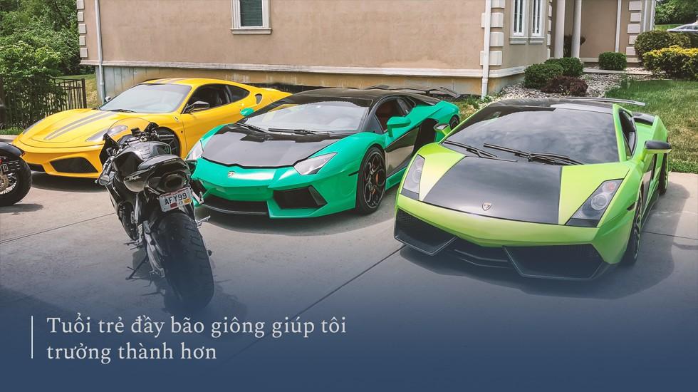 Tyler Ngo: Từ kẻ làm thuê tới dân chơi siêu xe khét tiếng trên đất Mỹ nhưng tới nay vẫn chỉ trả góp - Ảnh 4.