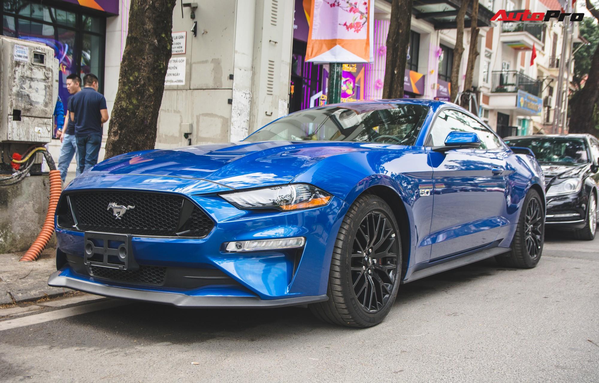 Ford mustang gt 2019 thứ 2 tại việt nam quyết không đụng hàng khi sở hữu chi tiết ngàn đô n
