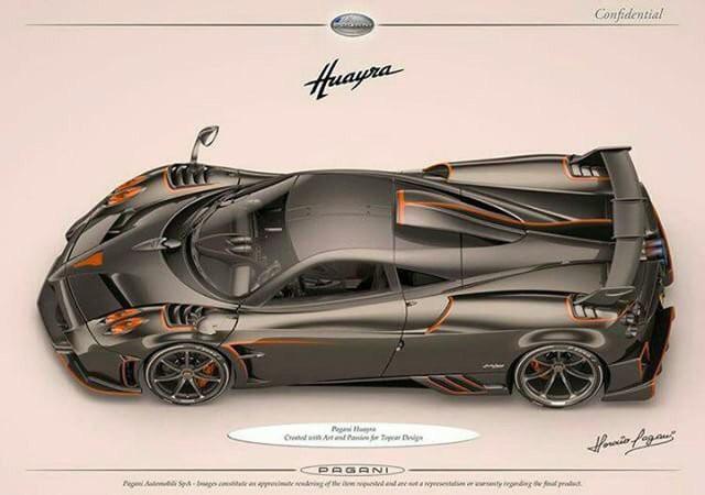 Được khách VIP đặt hàng 1 xe, Pagani tiện tay sản xuất luôn 4 chiếc Huayra siêu hiếm chào hàng đại gia - Ảnh 4.