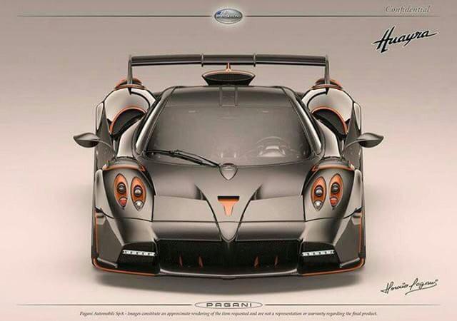 Được khách VIP đặt hàng 1 xe, Pagani tiện tay sản xuất luôn 4 chiếc Huayra siêu hiếm chào hàng đại gia - Ảnh 5.
