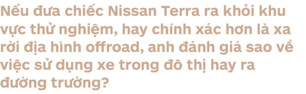 Chuyên gia Hải Kar đánh giá Nissan Terra: Bất ngờ hơn những con số trên giấy! - Ảnh 5.