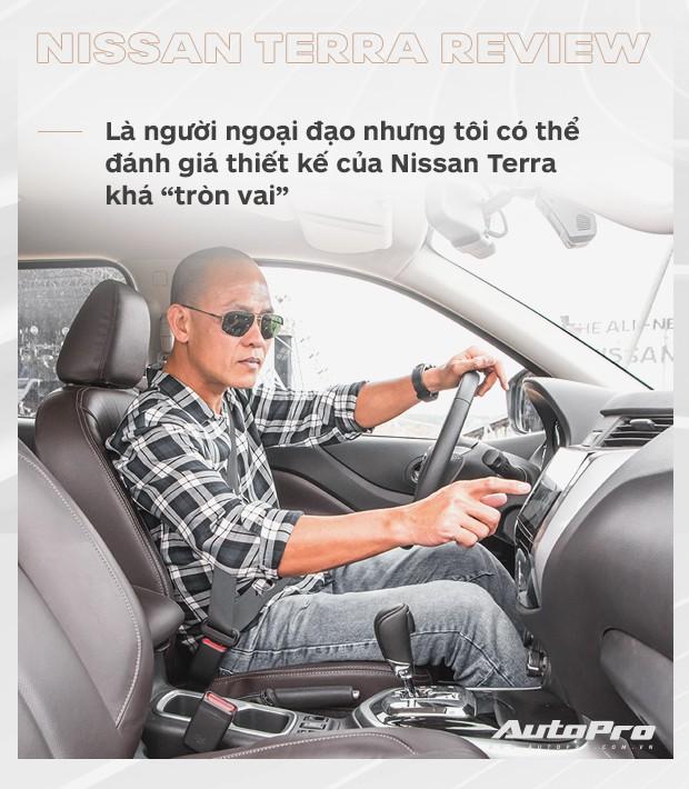 Chuyên gia Hải Kar đánh giá Nissan Terra: Bất ngờ hơn những con số trên giấy! - Ảnh 9.