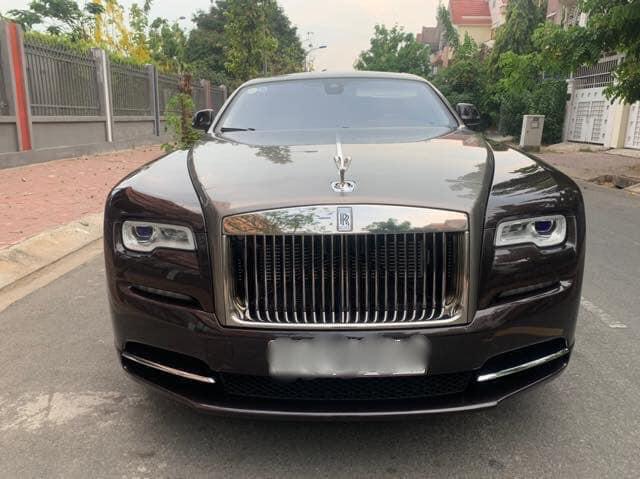 Giá bán lại của Rolls-Royce Wraith đầu tiên lên sàn xe cũ Việt Nam khiến nhiều người không khỏi bất ngờ - Ảnh 1.