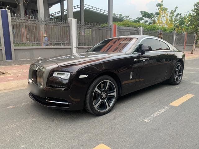 Giá bán lại của Rolls-Royce Wraith đầu tiên lên sàn xe cũ Việt Nam khiến nhiều người không khỏi bất ngờ - Ảnh 5.