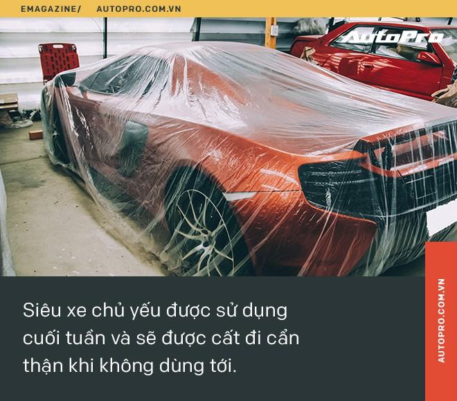 Tay chơi siêu xe khét tiếng Thái Lan: 'Chỉ những người kiếm tiền bất hợp pháp mới giấu kín chuyện sở hữu siêu xe' - Ảnh 12.