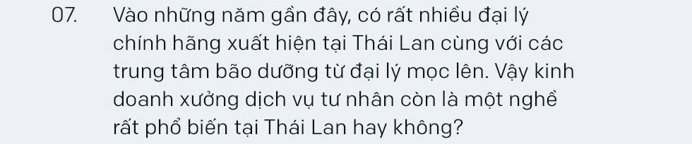 Tay chơi siêu xe khét tiếng Thái Lan: 'Chỉ những người kiếm tiền bất hợp pháp mới giấu kín chuyện sở hữu siêu xe' - Ảnh 13.