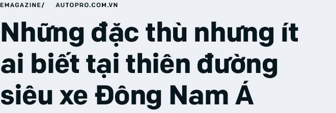 Tay chơi siêu xe khét tiếng Thái Lan: 'Chỉ những người kiếm tiền bất hợp pháp mới giấu kín chuyện sở hữu siêu xe' - Ảnh 1.