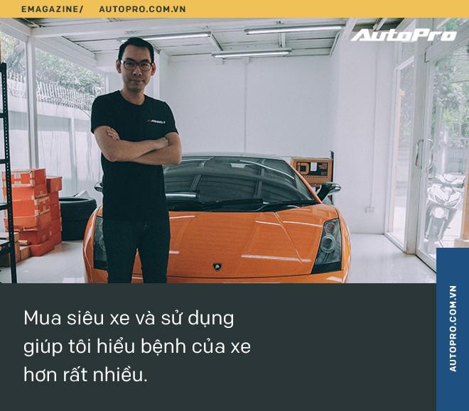 Tay chơi siêu xe khét tiếng Thái Lan: 'Chỉ những người kiếm tiền bất hợp pháp mới giấu kín chuyện sở hữu siêu xe' - Ảnh 16.