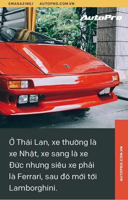 Tay chơi siêu xe khét tiếng Thái Lan: 'Chỉ những người kiếm tiền bất hợp pháp mới giấu kín chuyện sở hữu siêu xe' - Ảnh 3.