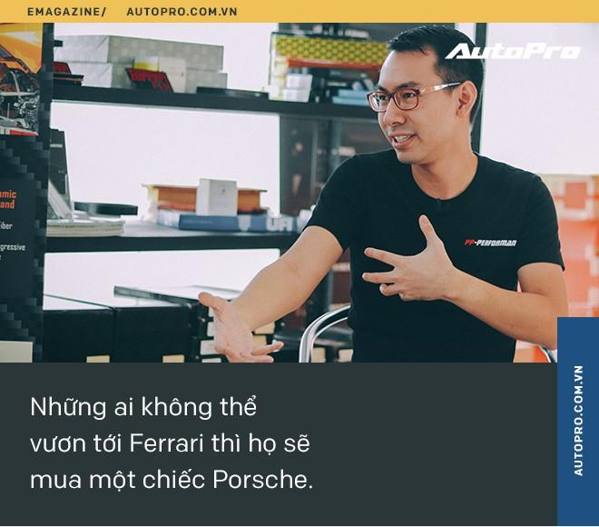 Tay chơi siêu xe khét tiếng Thái Lan: 'Chỉ những người kiếm tiền bất hợp pháp mới giấu kín chuyện sở hữu siêu xe' - Ảnh 5.
