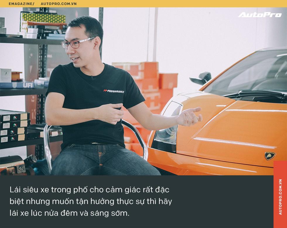 Tay chơi siêu xe khét tiếng Thái Lan: 'Chỉ những người kiếm tiền bất hợp pháp mới giấu kín chuyện sở hữu siêu xe' - Ảnh 21.