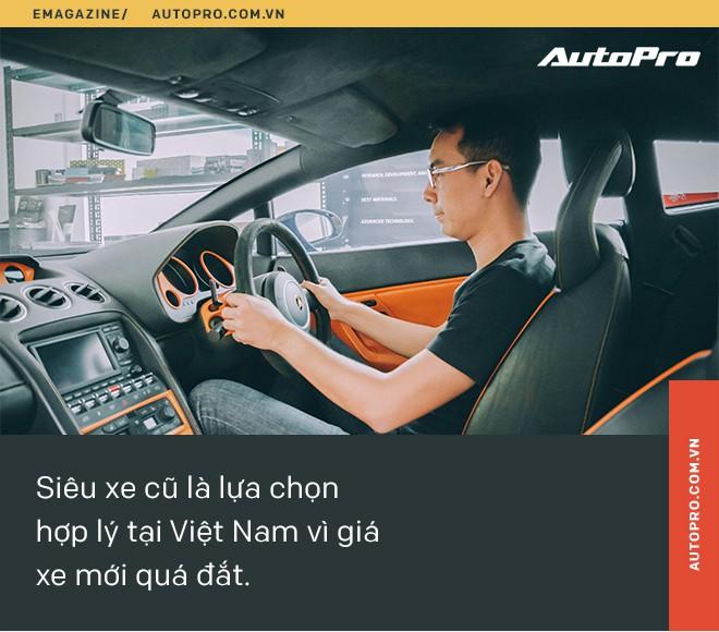 Tay chơi siêu xe khét tiếng Thái Lan: 'Chỉ những người kiếm tiền bất hợp pháp mới giấu kín chuyện sở hữu siêu xe' - Ảnh 28.