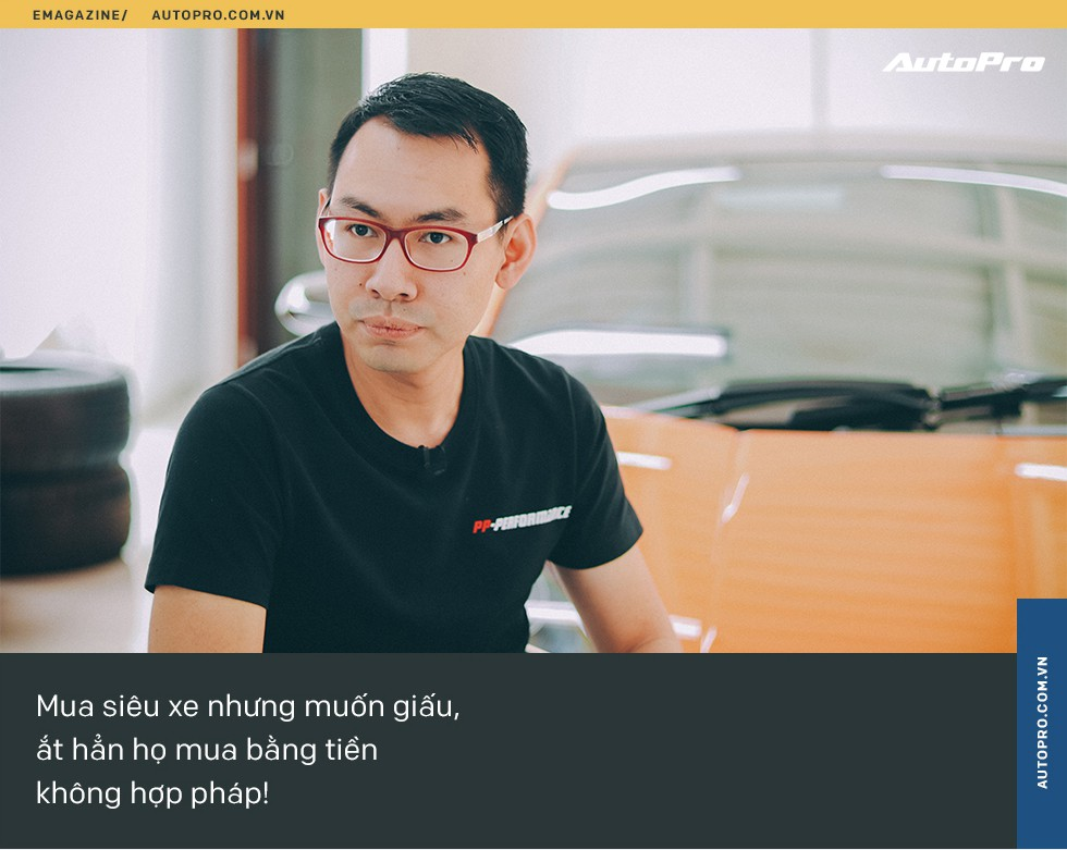 Tay chơi siêu xe khét tiếng Thái Lan: 'Chỉ những người kiếm tiền bất hợp pháp mới giấu kín chuyện sở hữu siêu xe' - Ảnh 30.