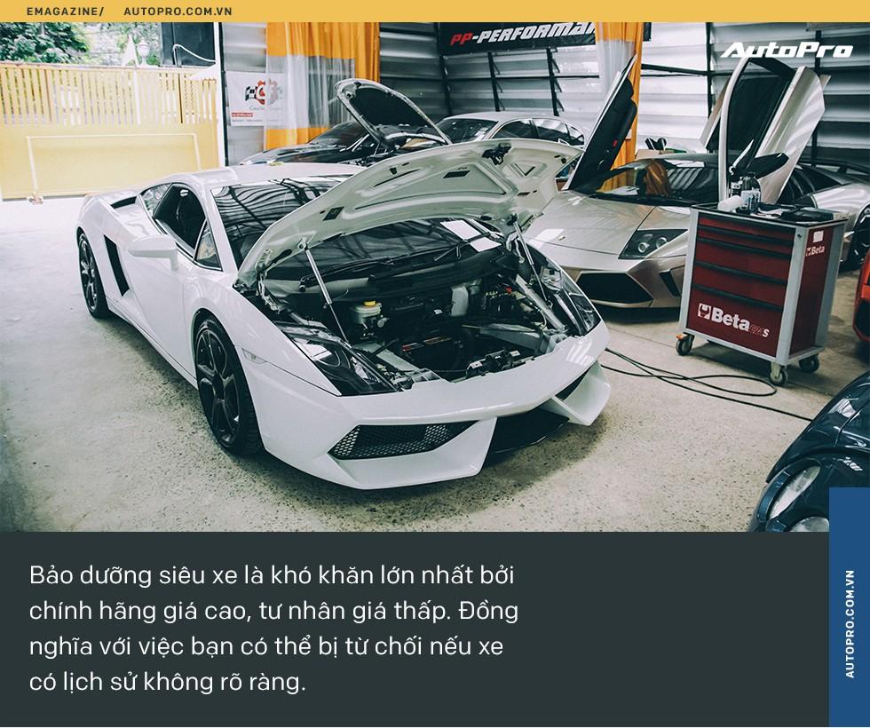 Tay chơi siêu xe khét tiếng Thái Lan: 'Chỉ những người kiếm tiền bất hợp pháp mới giấu kín chuyện sở hữu siêu xe' - Ảnh 10.