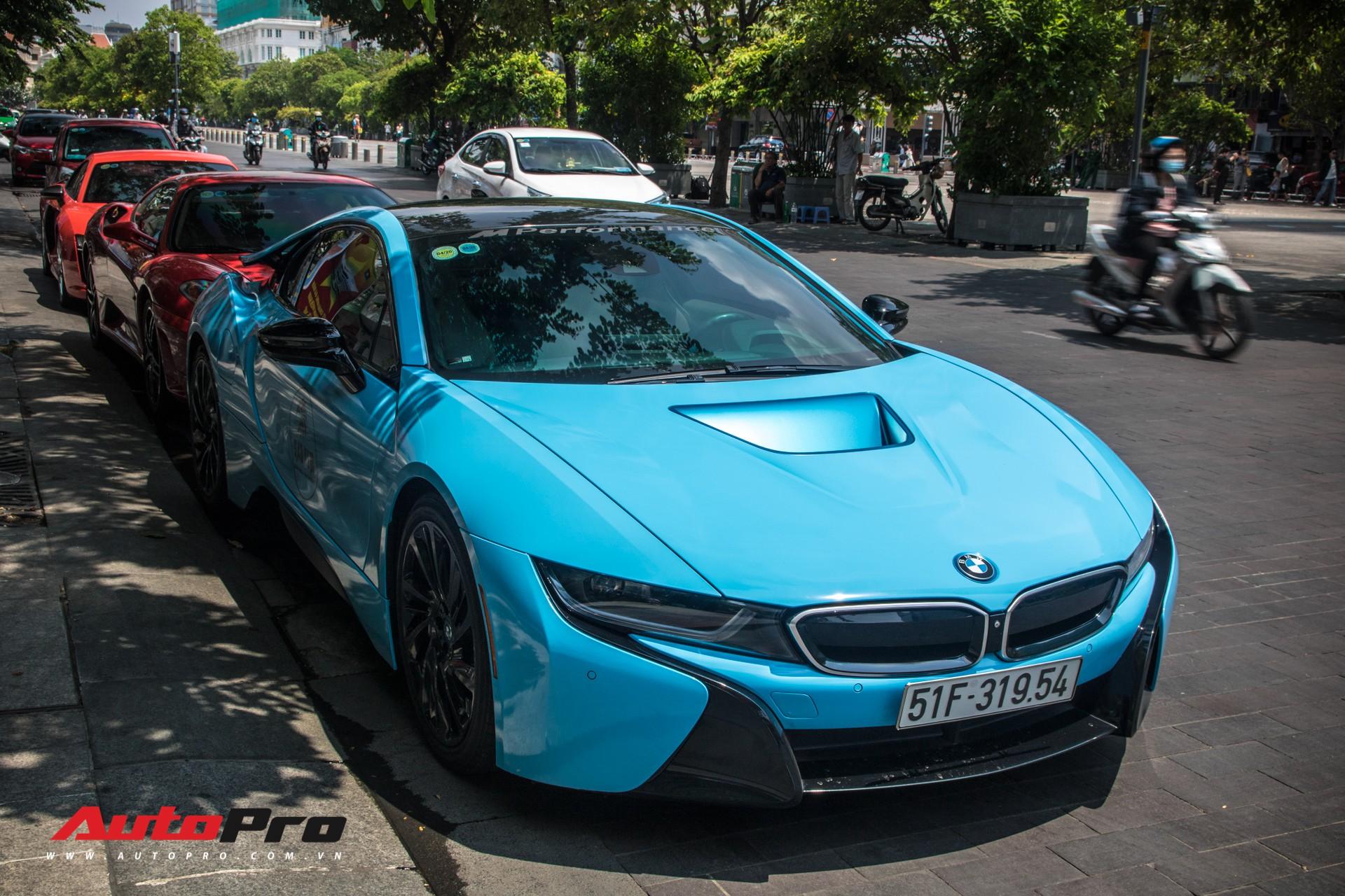 BMW i8 đã trở nên đại trà ở Việt Nam, chủ chiếc xe này chọn cách làm mới khác biệt để tạo điểm nhấn - Ảnh 1.