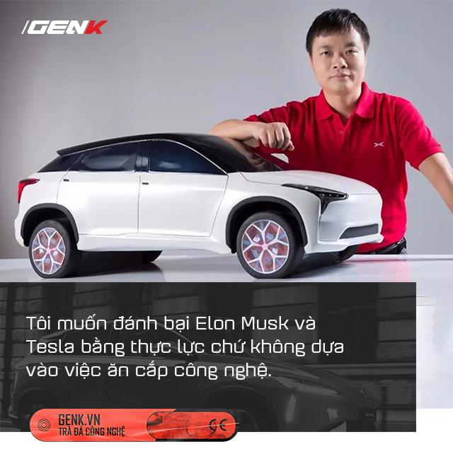 Coder Trung Quốc tuyên bố đánh bại Elon Musk và Tesla bằng thực lực chứ không phải đi ăn cắp công nghệ - Ảnh 1.
