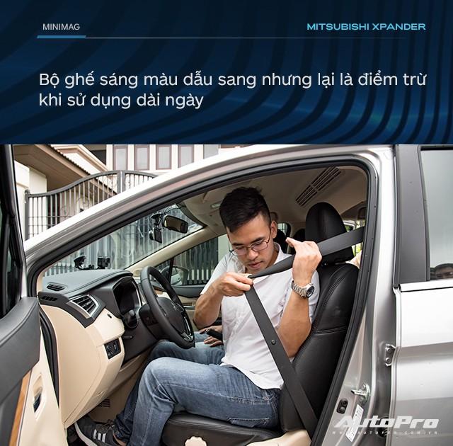 Người dùng đánh giá Mitsubishi Xpander: Ai nói chiếc xe đầu tiên cứ phải là Toyota và đây là lời đáp trả - Ảnh 12.