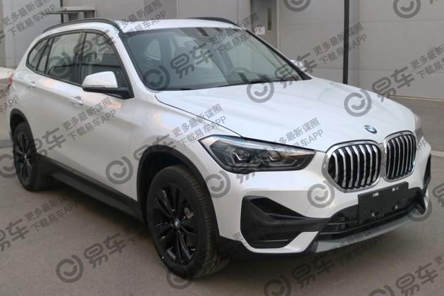 BMW X1 facelift xuất hiện tại Trung Quốc với vóc dáng thể thao hơn - Ảnh 1.