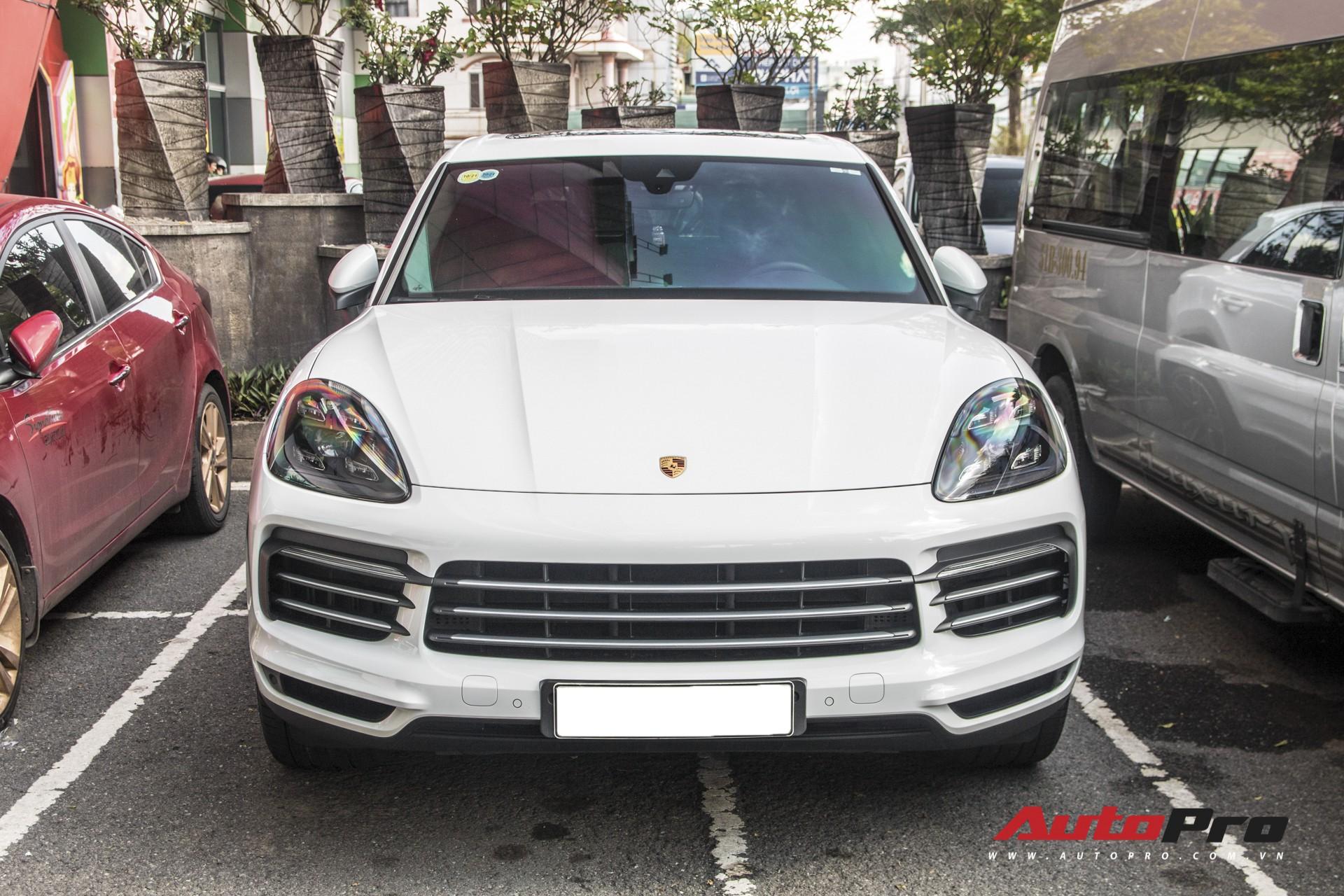 Cường Đô-la, Đàm Thu Trang mạnh tay chi hơn 7 tỷ đồng tậu Porsche Cayenne S thế hệ mới - Ảnh 1.