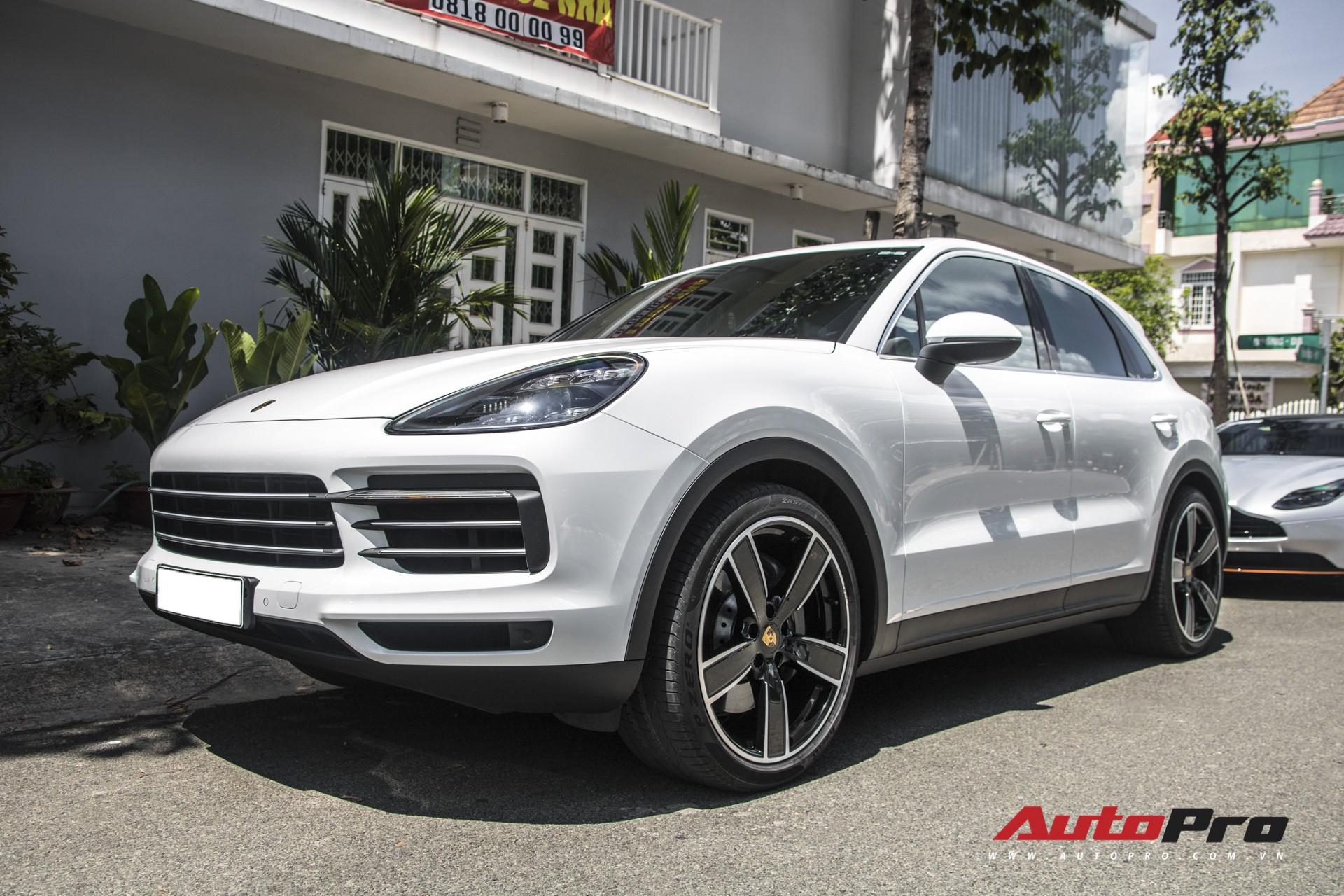 Cường Đô-la, Đàm Thu Trang mạnh tay chi hơn 7 tỷ đồng tậu Porsche Cayenne S thế hệ mới - Ảnh 5.